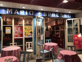 ピッツエリア マリオエスプレッソ袋町店